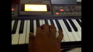 Jadoo Teri Nazar on Piano