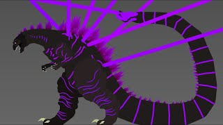 Stick Nodes: SHIN GODZILLA SHOWCASE