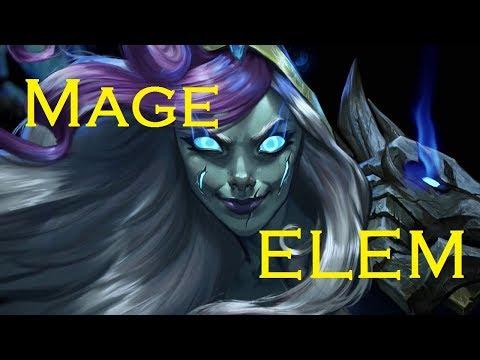MAGE DK ELEM [Présentation]