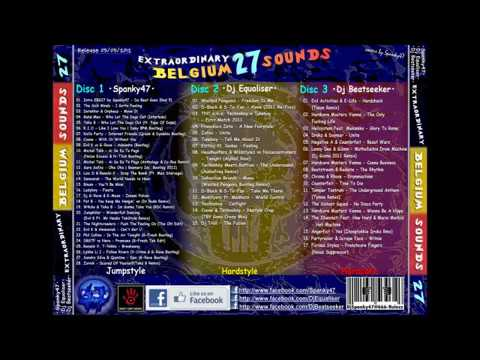 ExtraOrdinary Belgium Sounds! Volume 27 Mix #2 (Hardstyle) (Mixed By DJ  Equaliser)