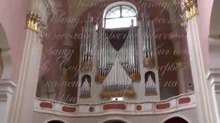 День четвёртый Софийский собор в Полоцке(, 2016-08-20T22:58:42.000Z)