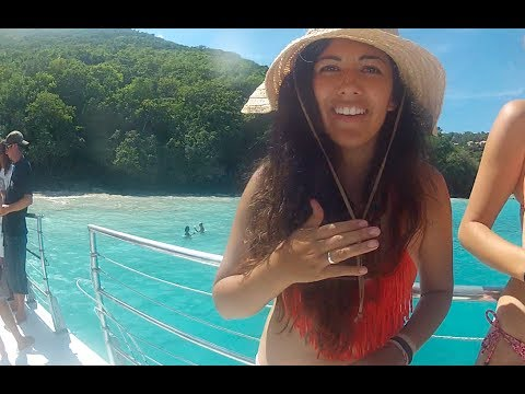 Living on ST THOMAS in the US Virgin Islands | Stefanie Hurtado