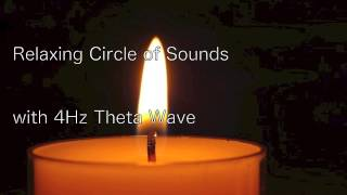 7Hour Relaxing Music with 4Hz Theta Wave  / Meditation, Sleep, Relaxing, New Age, Ambient Music.