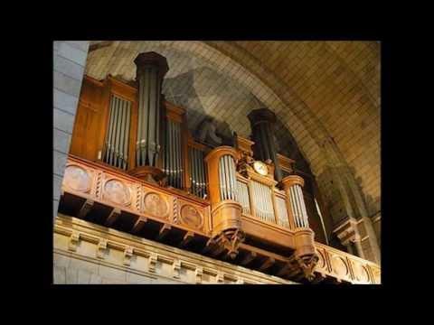 Daniel Roth  Three improvisations at the Sacré Coeur Basilica, Paris.