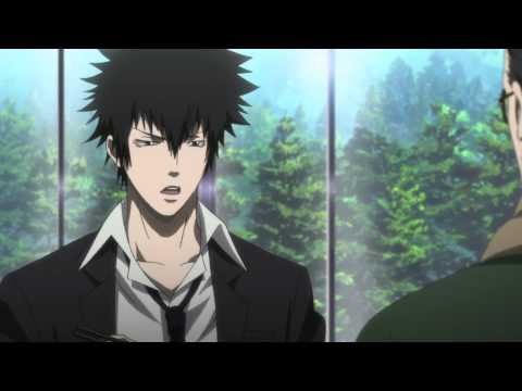 Psycho Pass - anarchism, Max Weber