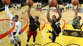 The 2014 NBA D-League Dunk Contest in 70 Seconds!