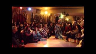 DANA EL FAREDA ESTRÉIA NAS NOITES DO HARÉM DA KHAN EL KHALILI - 2º VIDEO - 27/07/2014