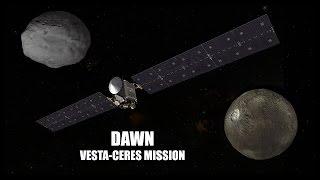 Dawn: Mission Vesta-Ceres Mission - Orbiter Space Flight Simulator 2010