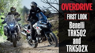 Benelli TRK502 and TRK502X | First look review | OVERDRIVE
