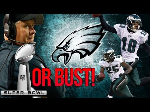 IF Chip Kelly Didn't Kill The Eagles | Super Bowl OR BUST | Madden 17 Connected Franchise Mode