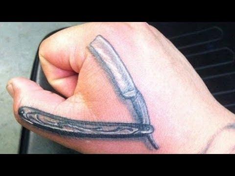 Die 10 Gefährlichsten Tattoos!