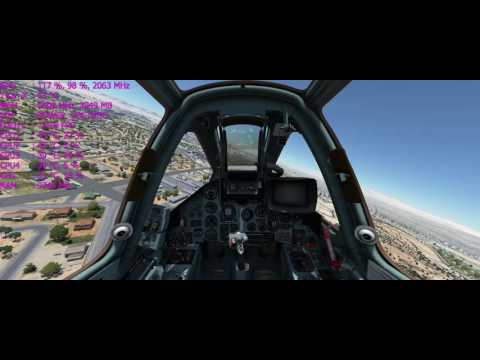 DCS Nevada - Benchmark - 3440 x 1440 - 21:9 Ratio - ASUS ROG SWIFT PG348Q Monitor