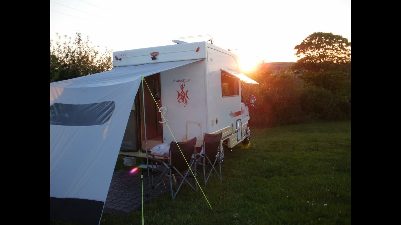 for sale peugeot boxer autocruise vista our campervan - youtube