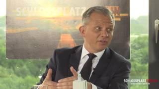 Schlossplatz Berlin: Matthias Kröner, CEO Fidor Bank, über Blockchain