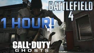Battlefield 4 Trailer Beats Call of Duty Dog - 1 Hour Version