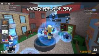 Roblox My First Video!!!