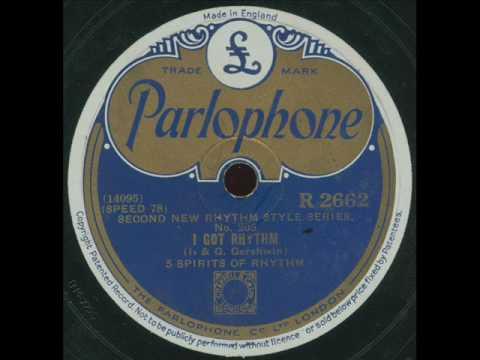 Five Spirits of Rhythm - I got rhythm