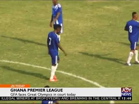 Ghana Premier League - Joy Sports Today (15-3-18)
