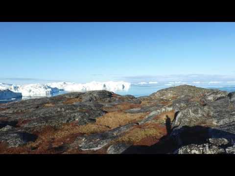 Ilulissat Icefjord (Kangia) Panorama