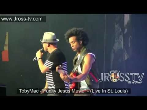 "James Ross @ TobyMac - ""Funky Jesus Music"" - Www.Jross-tv.com (St. Louis)"
