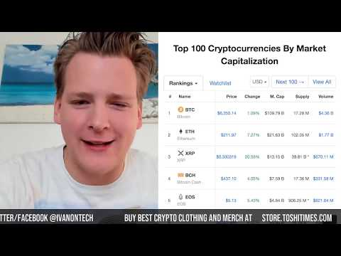 0.1% OWN 62% Of All BITCOIN - Programmer explains