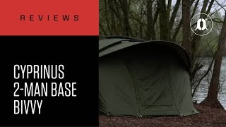 CARPologyTV - Cyprinus 2-Man Base Bivvy