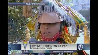 Festividades en conmemoración de la independencia en Quetzaltenango