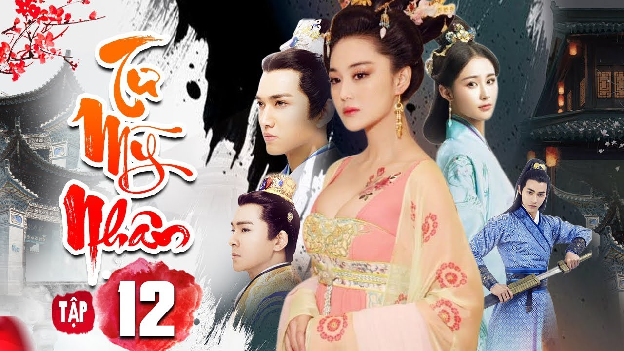 PHIM HAY 2020 | TƯ MỸ NHÂN - Tập 12 | Phim Bộ Trung Quốc Hay Nhất 2020
