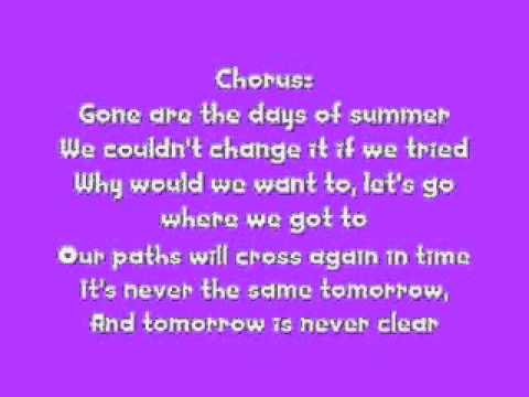 Camp Rock - Our Time Is Here (With lyrics on screen)