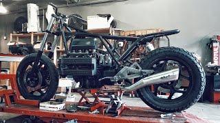 Тюнинг дороже самого Мотоцикла. А он еще даже не ГОТОВ!