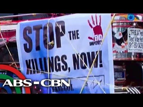 Bandila: 'Black Friday' protest kontra pagpatay sa Tanauan mayor, isinagawa