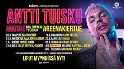 Antti Tuisku - LIPUT MYYNNISSÄ NYT - Areenakiertue 2018