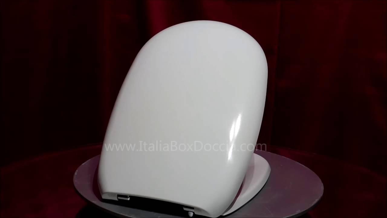 Sedile Pozzi Ginori Easy 02.Pozzi Ginori Coprivaso Wc Sedile Easy 02 Originale