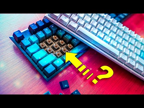Is Your Mechanical Keyboard A Lie!?