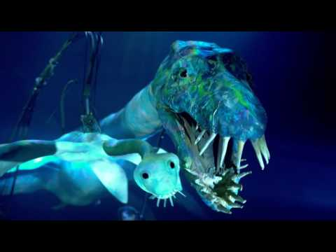 What is a prehistoric aquarium? Find out when it arrives in Hershey