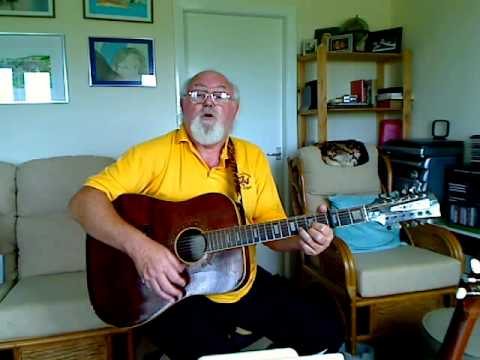 12 String Guitar The Rocky Road To Dublin Youtube