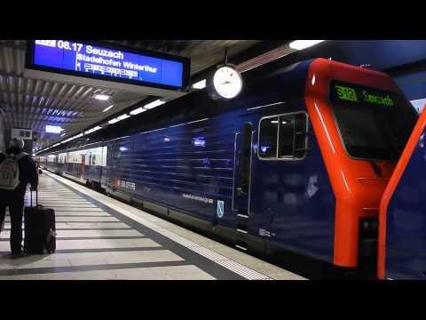 Züge S-Bahn  Zürich Hauptbahnhof (SBB/ZVV)