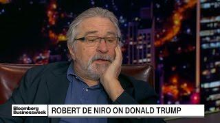 De Niro Says