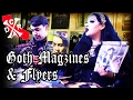 LA Goth scene,Magazines,Flyers,and More | Victoria Fashen