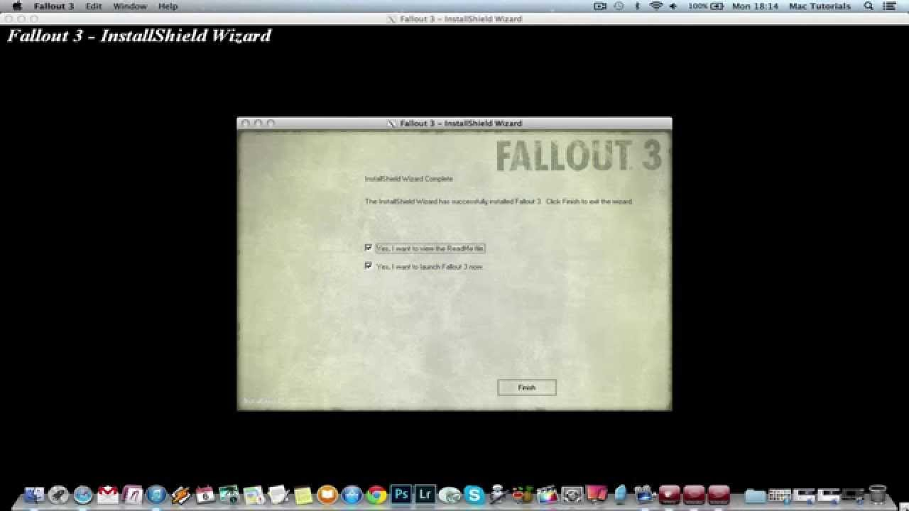 fallout 3 goty mac os x torrent