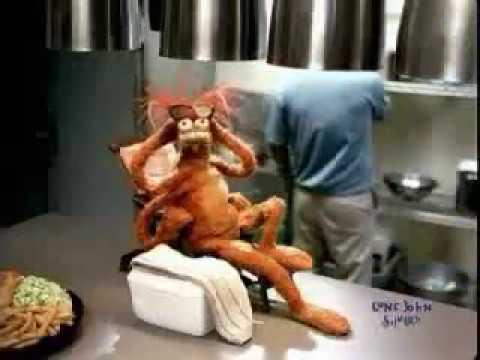 Long John Silvers - The Shrimp is Sexy - Long John Silvers - The Shrimp is Sexy