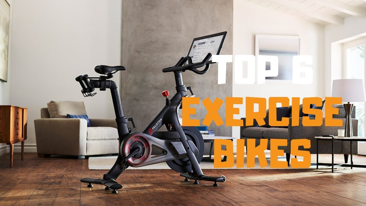 Best Exercise Bike In 2019 Top 6 Exercise Bikes Review Youtube