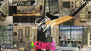The Sims 4 | Speed Build- Loft