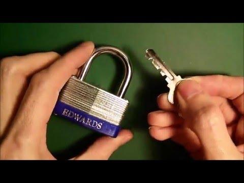 64 lock picking making