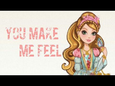 1° Collab do canal   _EAH_Stop motion    You Make Me Feel {ESPECIAL DE 300 INSCRITOS}