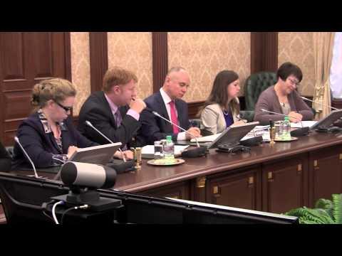 Владимир Якушев об экономике Тюменской области