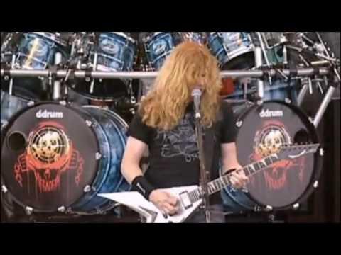 "Megadeth + Scorpions Tour 2017 ""Crazy World Tour"" ..!"