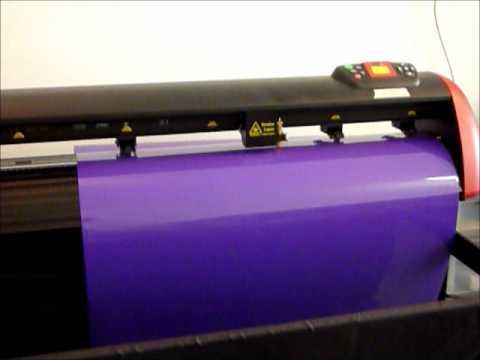 fabrication de stickers autocollants lettrage adh sif youtube. Black Bedroom Furniture Sets. Home Design Ideas