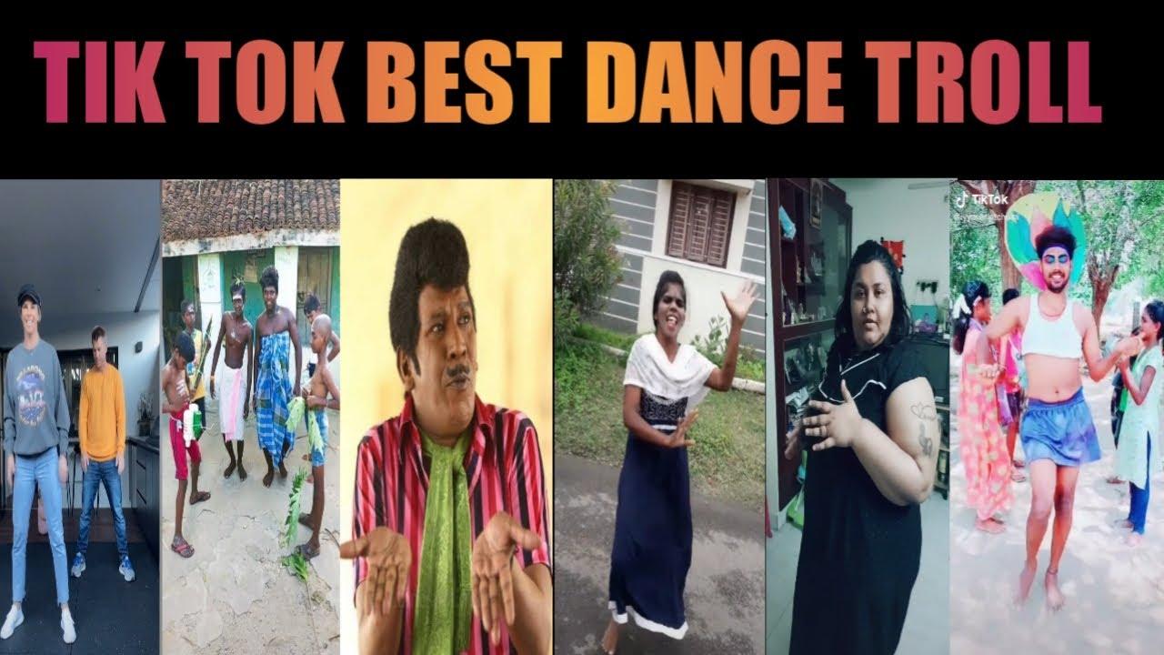 TIK TOK BEST DANCE TROLL II TIK TOK II EAT SLEEP REPEAT