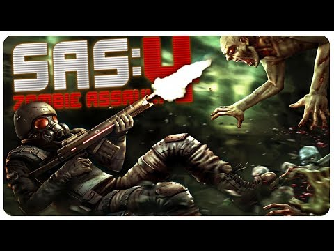 FREE Zombie Horde Destruction Multiplayer Game! | SAS: Zombie Assault 4 Gameplay